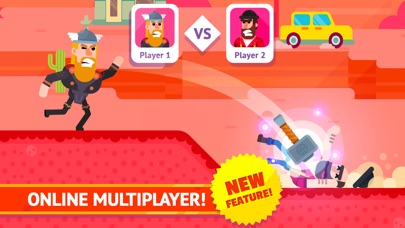 Bowmasters (Ad Free) Screenshot