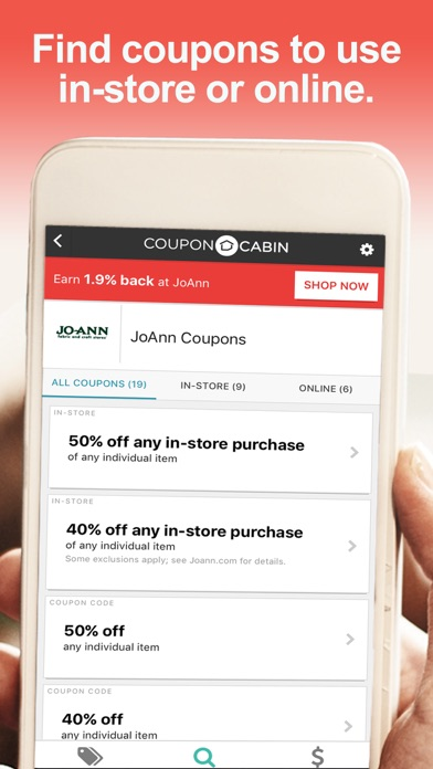 HOW DOES COUPONCABIN MAKE MONEY