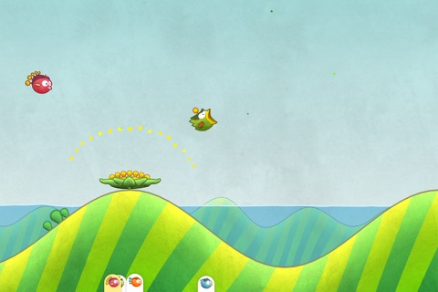 Tiny Wings screenshot 2