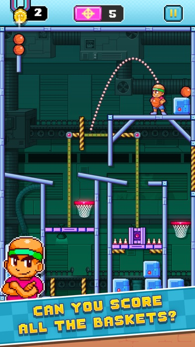 Cobi Hoops 2 Screenshot 3