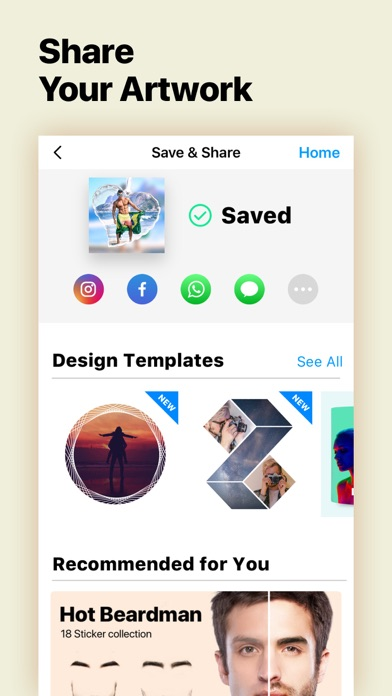 download Photable - Photo Editor apps 3