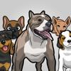 Ian Odom - PitMoji - Dog Emoji & Stickers artwork