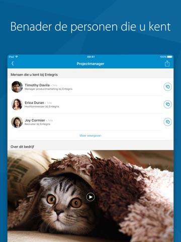 LinkedIn Job Search screenshot 4