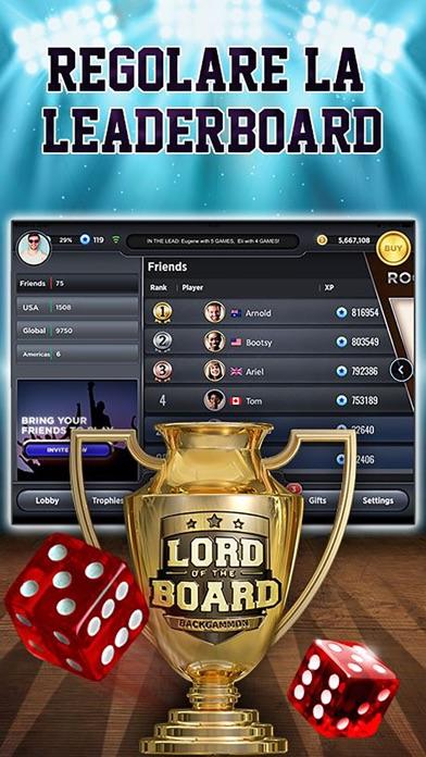 Screenshot of Backgammon – Lord of the Board4