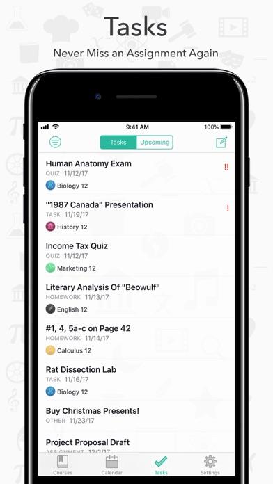 Sigma Planner Screenshot