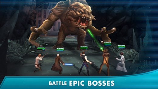 Star Wars™: Galaxy of Heroes Screenshots