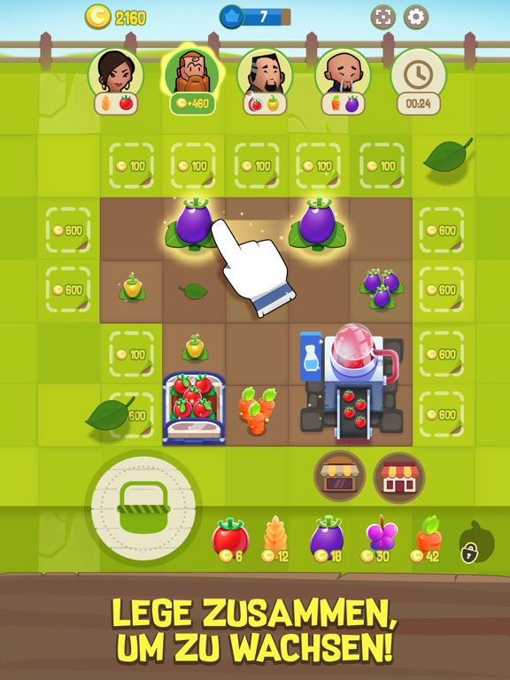 Screenshot 2 Merge Farm!