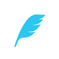 covelline, LLC. - feather for Twitter artwork