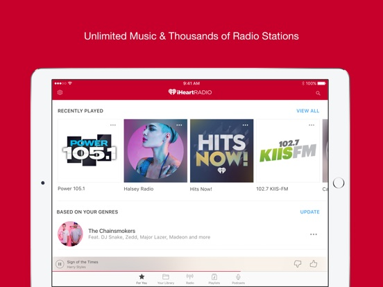 3 Best Live Radio Apps For Amfm With Or Without Wifi Datarhikream: Fm Radio Page At Elf-jo.com