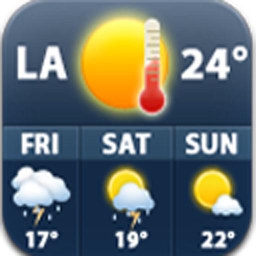 iWeather - глобальные точный прогноз погоды
