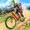 Kids BMX Bicycle Taxi Sim 2018