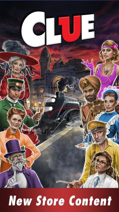 Cluedo: Classic Mystery Game Screenshot