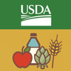USDA Food & Nutrition Service - Food Buying Guide for CNP artwork