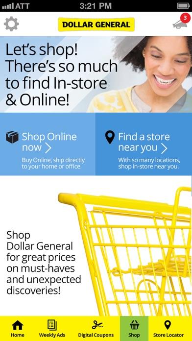 Dollar general app coupons