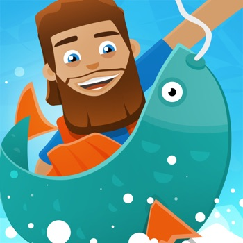Hooked Inc: Fisher Tycoon app for iphone