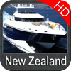 New Zealand Nautical Charts HD