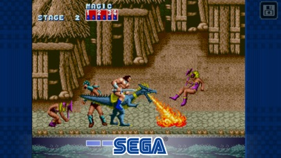 Screenshot #7 for Golden Axe Classic