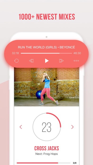 Screenshots of Weight Loss Fitness for iPhone