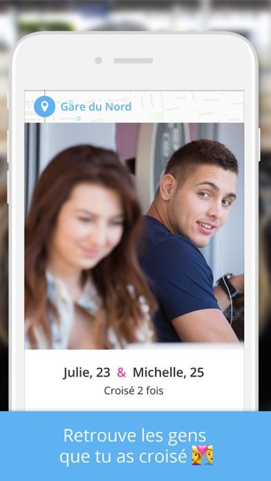 Spotted: ta vie, ton entourageCapture d'écran de 2