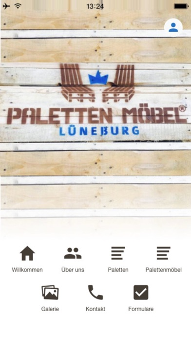 Paletten Möbel Kevin Schild On The App Store