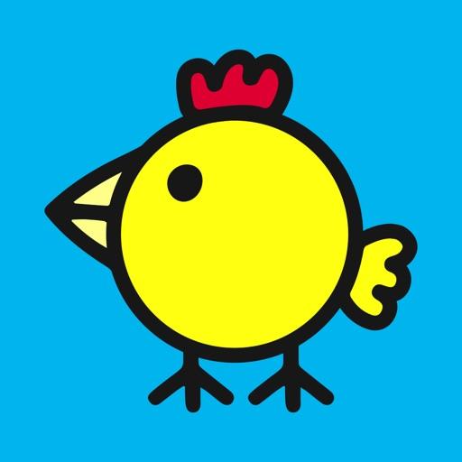 Happy Chicken Lay Eggs iOS App