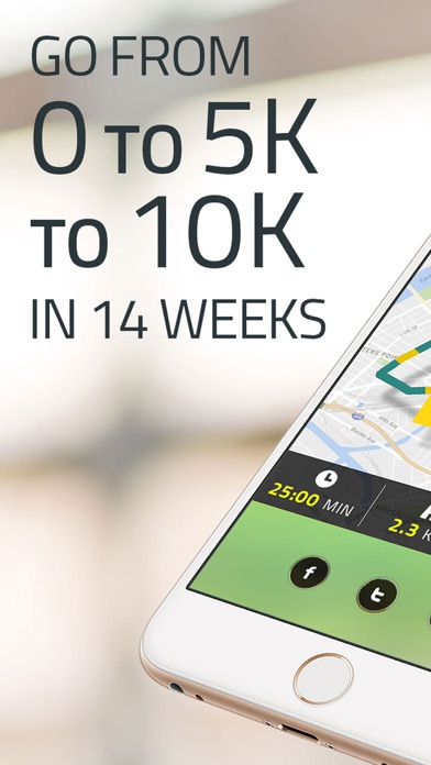 download 10K Runner, Couch to 10K Run appstore review