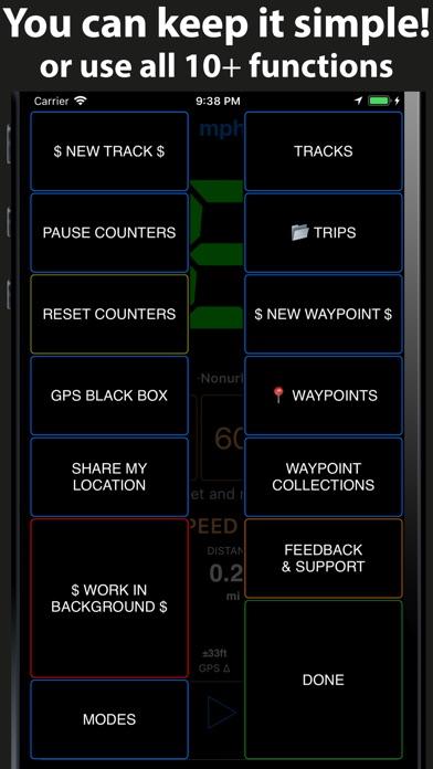 download Speedometer 55 GPS Speed & HUD apps 2