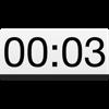 Timey - a menu bar timer and stopwatch