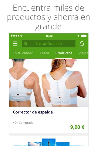 Groupon screenshot 3