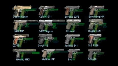 3D枪械拆解2iPhone版截图2