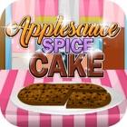 العاب طبخ كعكة التفاح icon