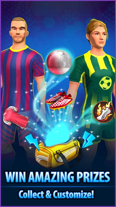 Soccer! Hero - Football Games Screenshot 4