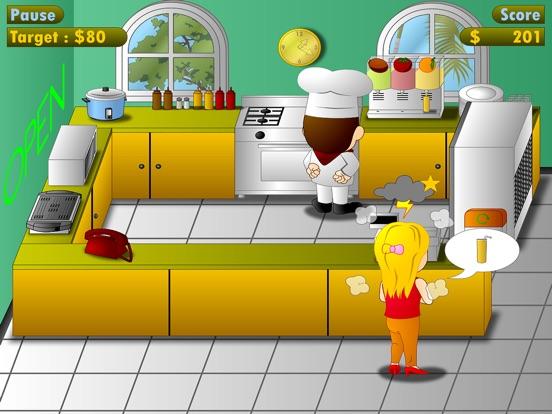 Diner Chef! Скриншоты9