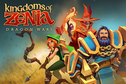 Kingdom of Zenia: Dragon Wars screenshot 1