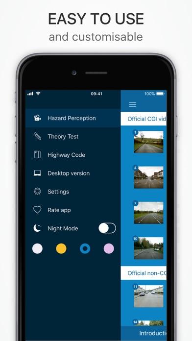 download Hazard Perception Test 2017 appstore review