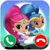 Call From Shimmer And Shine