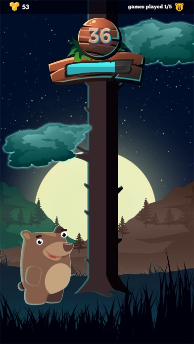 Moonbear Smash screenshot 2