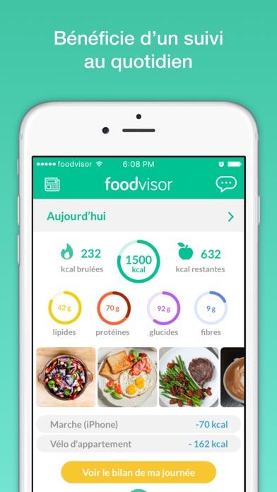 download Foodvisor - Calorie et régime apps 4
