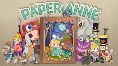 PAPER Anne iOS Screenshots