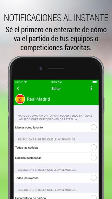download Resultados de Fútbol BeSoccer apps 3