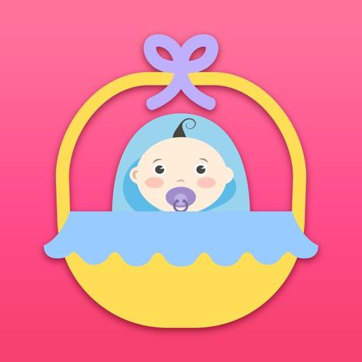 赤ちゃん写真アプリ-妊娠写真 & マイルストーンストーリー