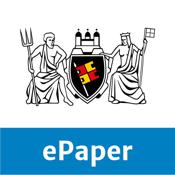 Main Post Epaper app review