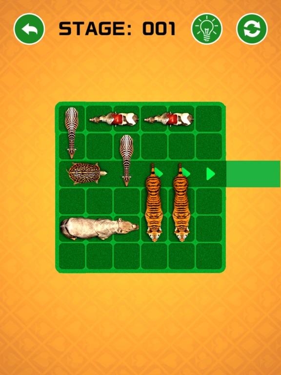 Animal Escapes Скриншоты8