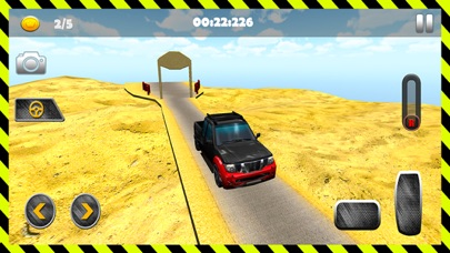 Extreme OffRoad Car Driving 3DСкриншоты 3