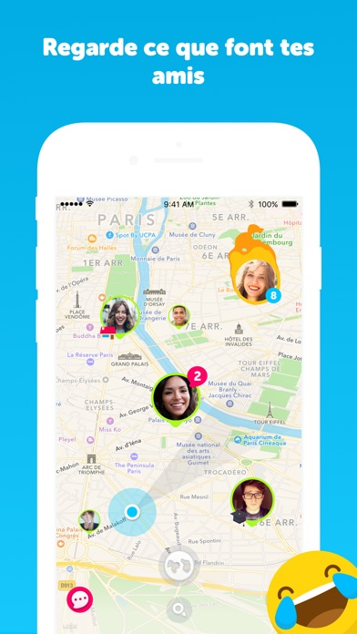 download Zenly: localiser mes amis live apps 3