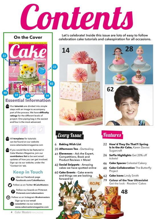 Cake Masters Magazine Free Download
