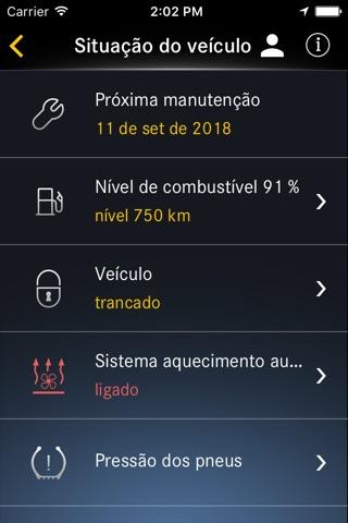 Mercedes me screenshot 2