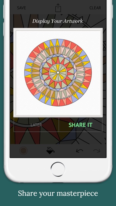 download World Mandalas:  Colouring for Mindfulness apps 0
