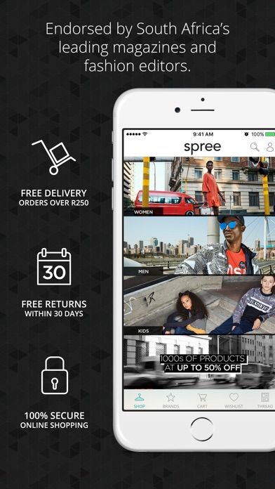 download Spree online fashion shopping apps 4