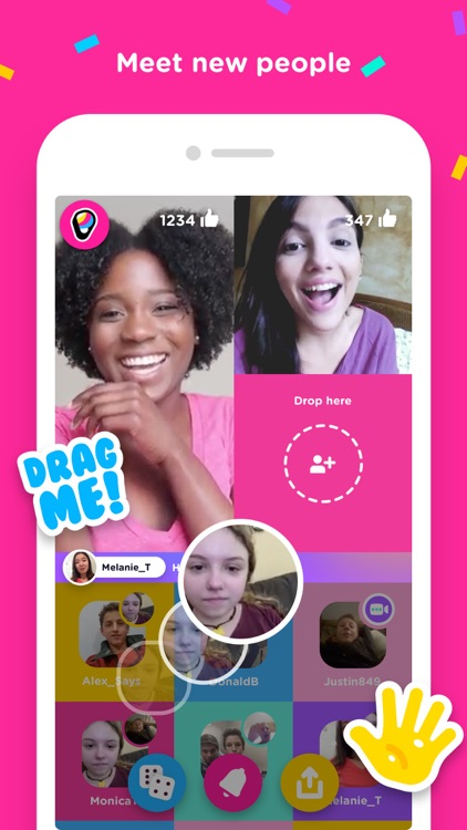 Popsy - Live Video with Friends by Ludovic Galabru